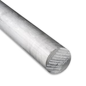 """7//8/"""" Diameter 6061 Aluminum Round Rod 6/"""" Length T6511 Extruded 0.875 inch Dia"""