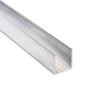 "2/"" x 36/""-long x 1//8/"" Wall 6063 T52 Aluminum Square Tube--/>2.0/"" x .125/"" wall"