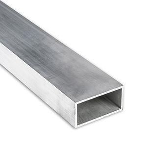 Finish Unpolished mill T52 Temper 12 Length 1 1//4 x 1 1//4 x 1//8 Wall RMP 6063 Aluminum Square Tubing