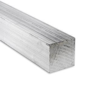 "7075 Aluminum Square Bar 1.25/"" x 6/"" 2 pcs"