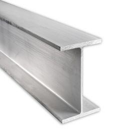 Aluminum Beam 6061 T6 Wide Flange Beam 6 A X 6 B X 0