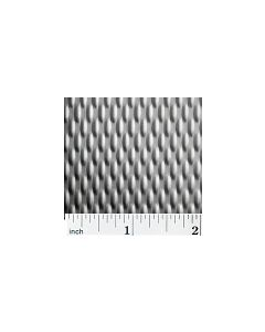 "Stainless Steel Patterned Sheet   304/304L   5-SM 20GA 0.036"" (t)"