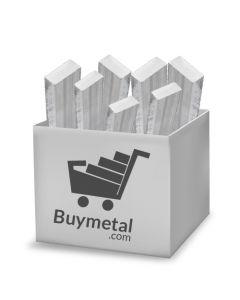 Aluminum Rectangular Bars Packs